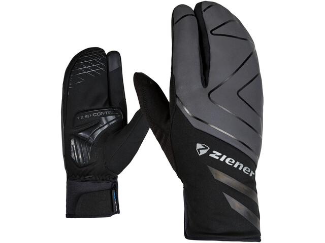 Ziener Dalyo AS Touch Bike Gloves, black